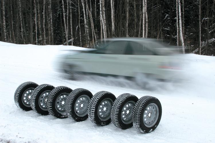 Дисбаланс автомобильных колес