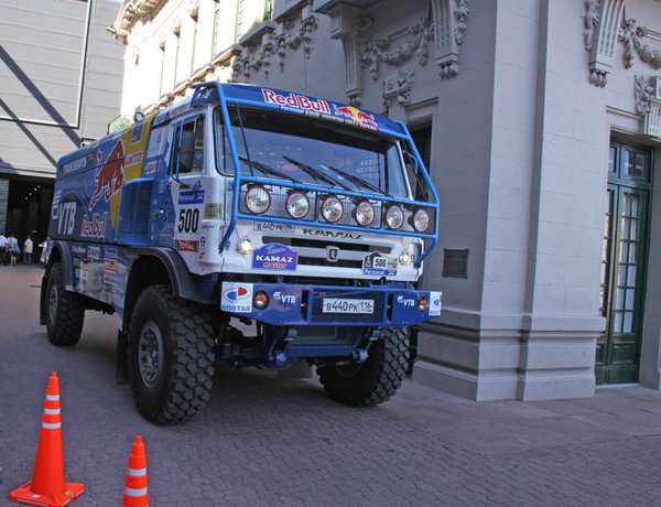 Итоги Дакара 2011