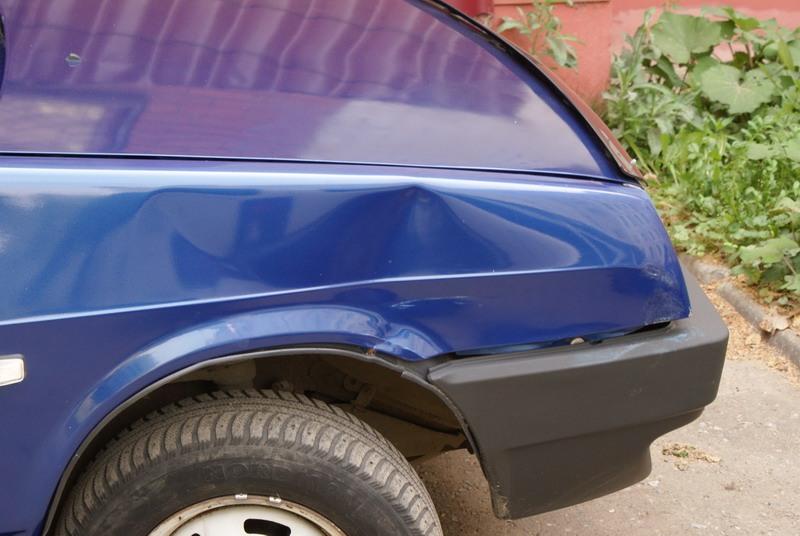 Восстановление внешних и внутренних элементов кузова