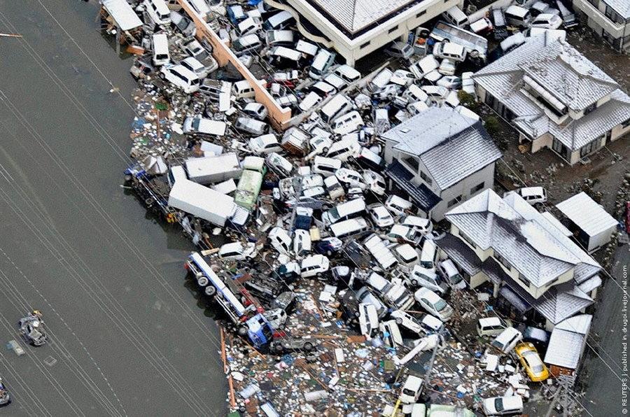 Угроза японских утопленников