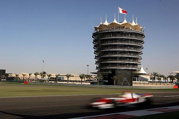 Отмена гонки в Бахрейне